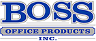 Boss Office Products Logo