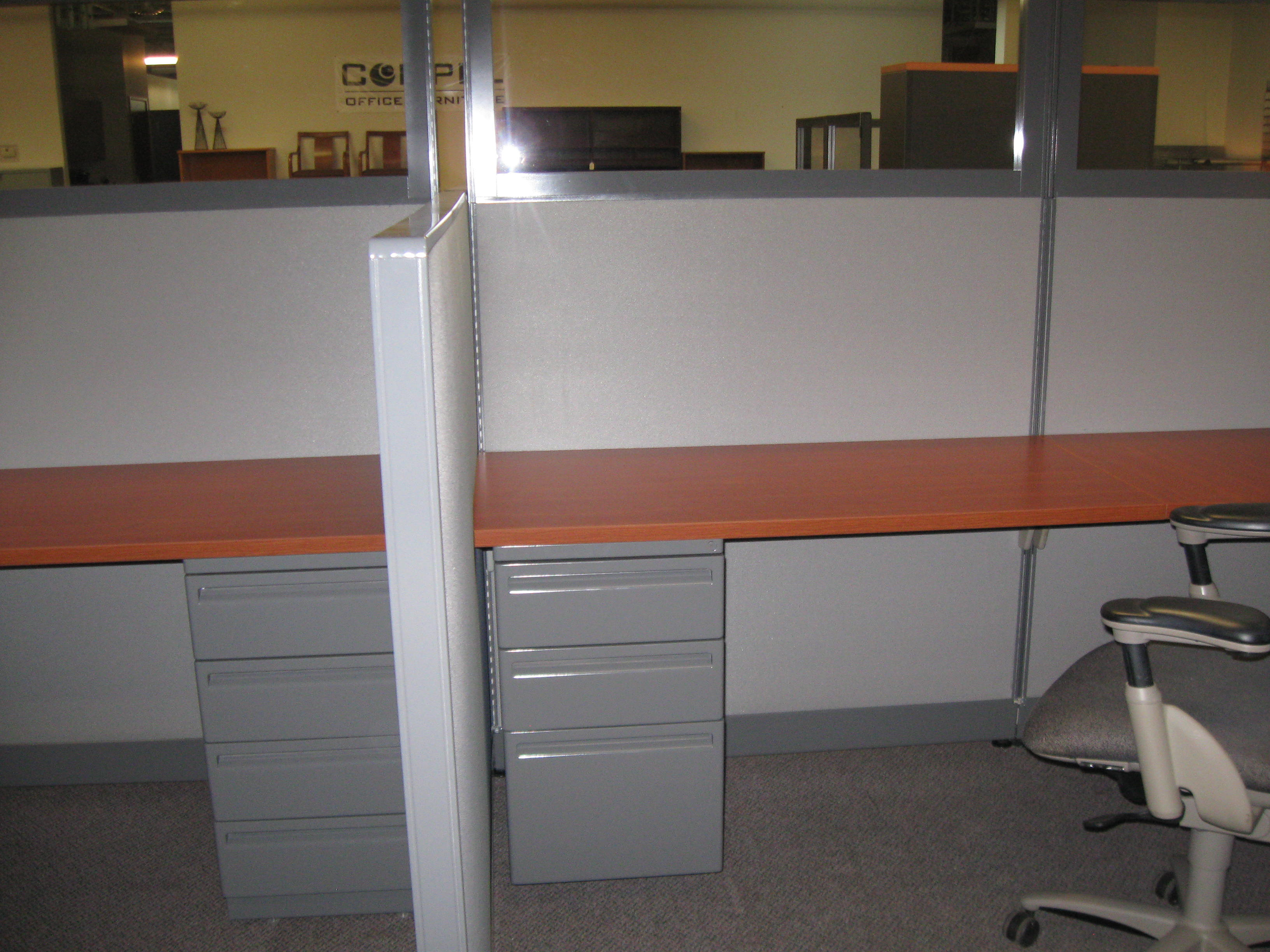 Refurbished Haworth Unigroup Workstation Boss Office Products - Haworth conference table