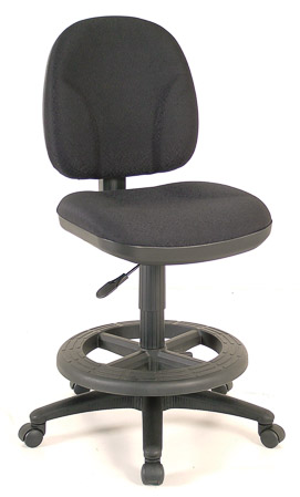 premiera high performance task stool boss office products