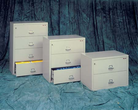 FireKing Insulated Lateral Files