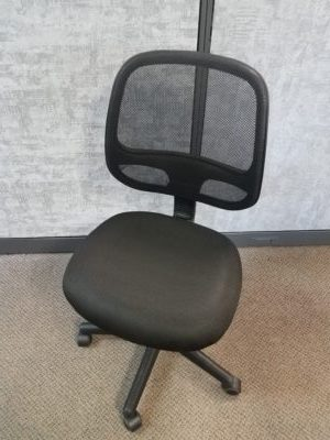 close out mesh back task chair boss office products