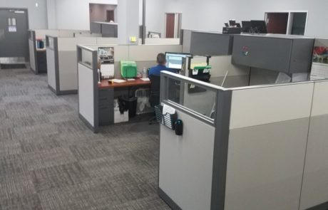Cubicle and Workstation Installation